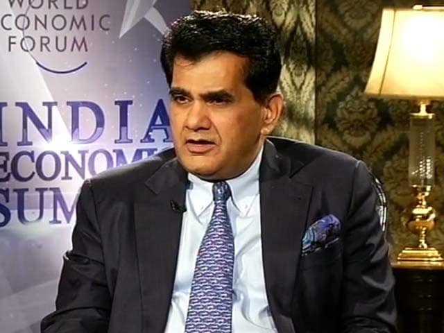 Video : E-Commerce Has Made FDI In Multi-Brand Retail A Redundant Debate: Amitabh Kant