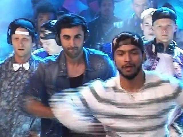 Ranbir, Karan's Fun-Filled Breakup Madness On Ae Dil Set