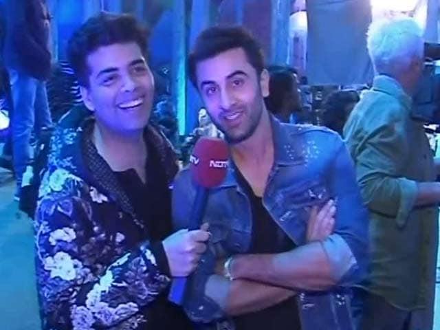 Video : Karan Johar On The Inspiration Behind The Breakup Song