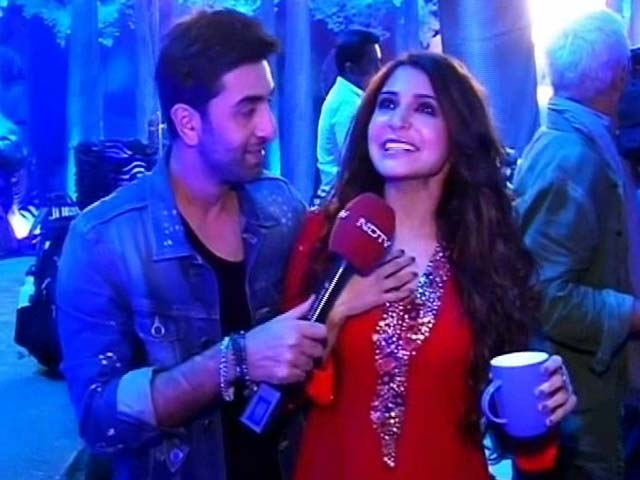 Exclusive: We Take You To The Sets Of Ae Dil Hai Mushkil's Break Up Song