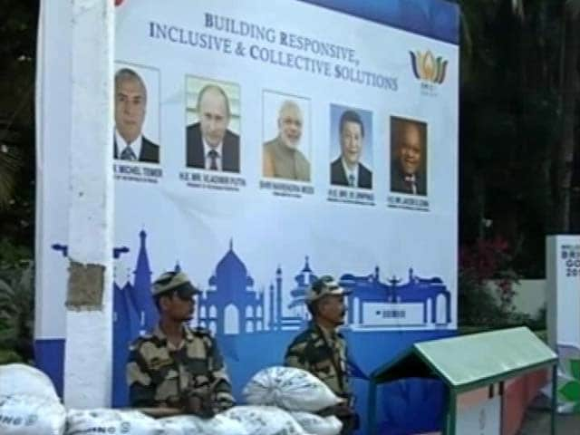 Video : At Goa, India Will Try To Rally BRICS Against Terror, Pak