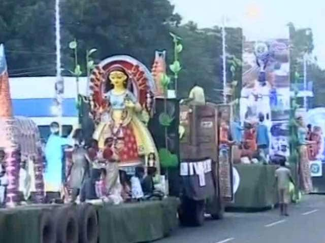 Video : Grand Idols And Long Holiday, How Kolkata Celebrated Durga Puja, And After