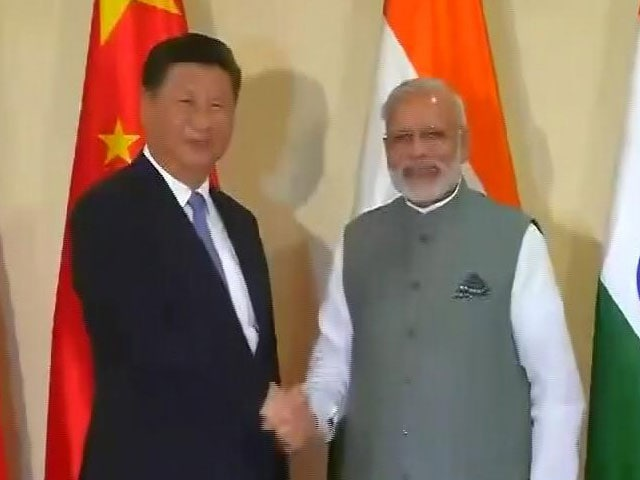 Video : PM, Chinese President Xi Discuss Terror; China Noncommittal On Masood Azhar
