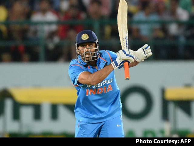 Video : MS Dhoni Belongs Higher Up In The Batting Order: Aakash Chopra