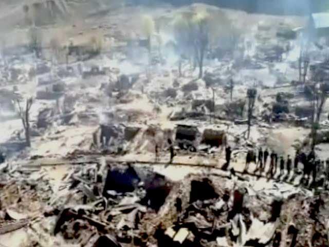 Video : जम्मू कश्मीर के किश्तवाड़ में भीषण आग, 100 से ज्यादा परिवार बेघर, 500 से ज्यादा मवेशी जले
