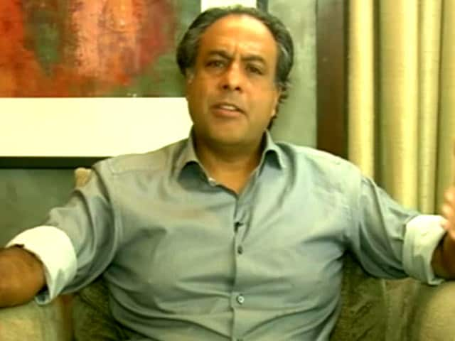 Video : Like Some Pockets In Financials, Real Estate Sector: Madhav Dhar
