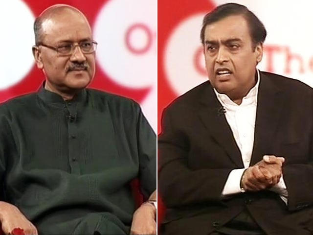 Video : Jio Not A Punt, Well Thought-Out Decision: Mukesh Ambani On Off The Cuff