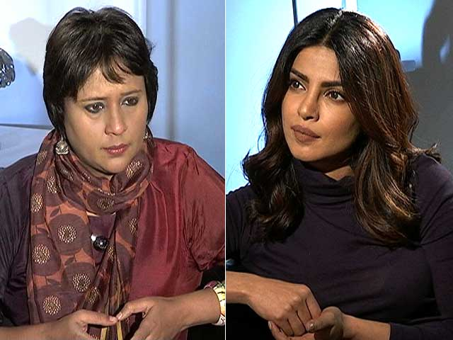 Video : Ambition Used As Cuss Word For Women, I Am Proud Of Mine: Priyanka Chopra
