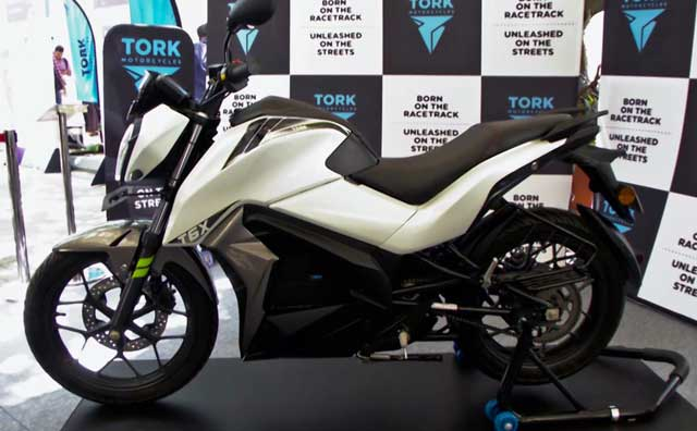Video : First Look: Tork T6X Electric Motorcycle