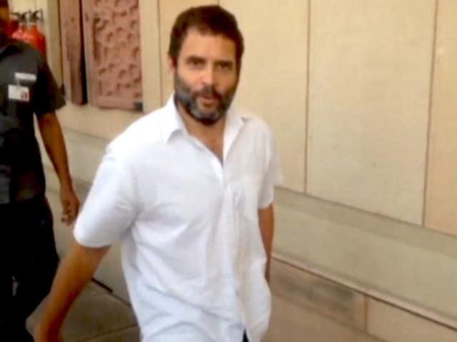 Video : सर्जिकल स्ट्राइक पर संसदीय समिति की बैठक में क्यों चुप रहे राहुल गांधी?