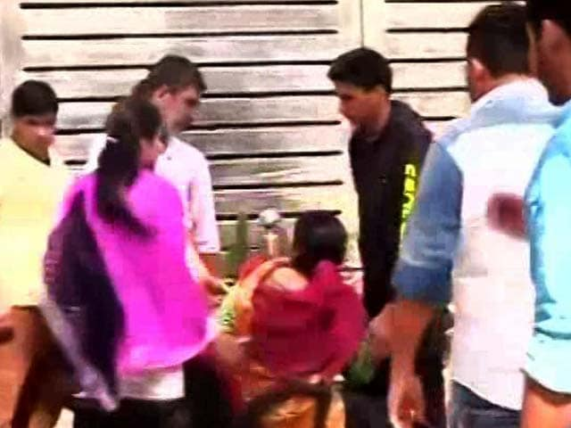 Video : National Kabaddi Player's Wife Commits Suicide In Delhi, Leaves Video