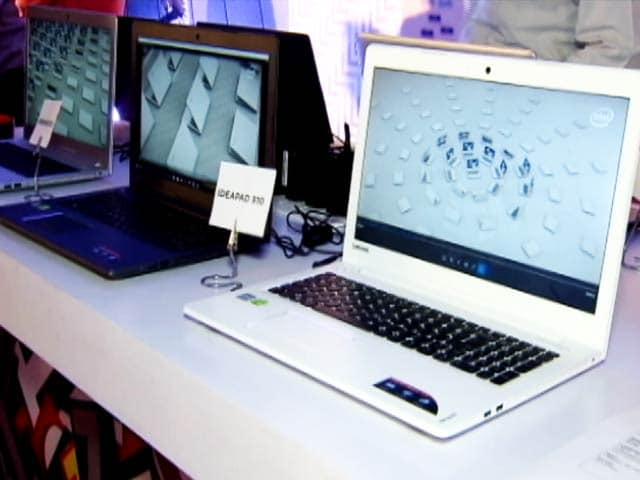 Video : Lenovo Laptops Step It Up