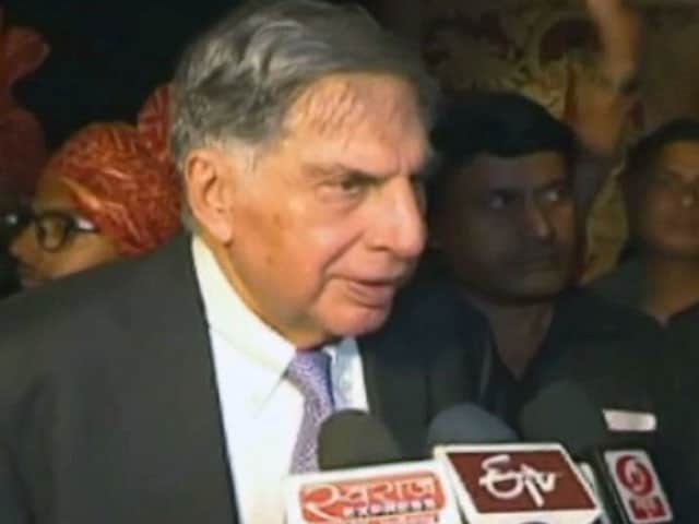 Millions Of Indians Want Country Without Intolerance: Ratan Tata