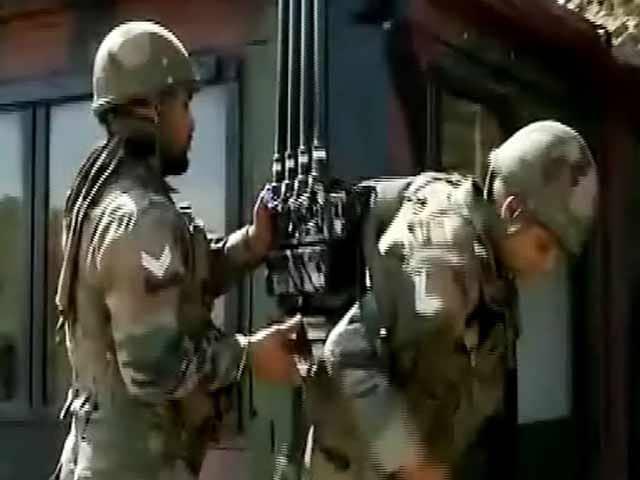 Video : जम्मू कश्मीर के सांबा से पाकिस्तानी जासूस गिरफ्तार, दो सिम कार्ड और नक्शे बरामद