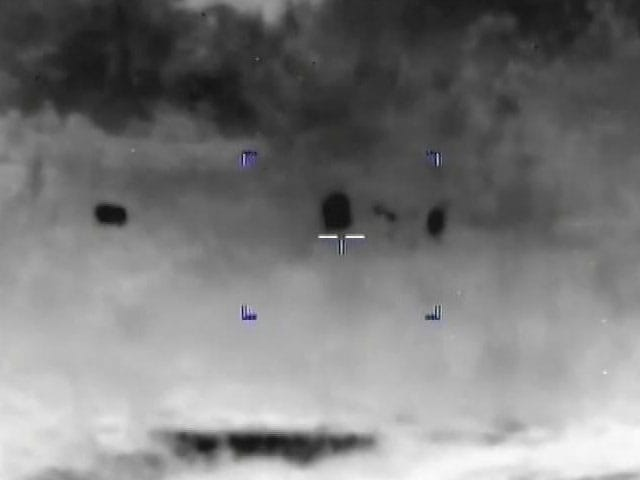 Video : 'Bombs Thrown, Pak Terrorists Duck For Cover': Thermal Images Of Infiltration Bid