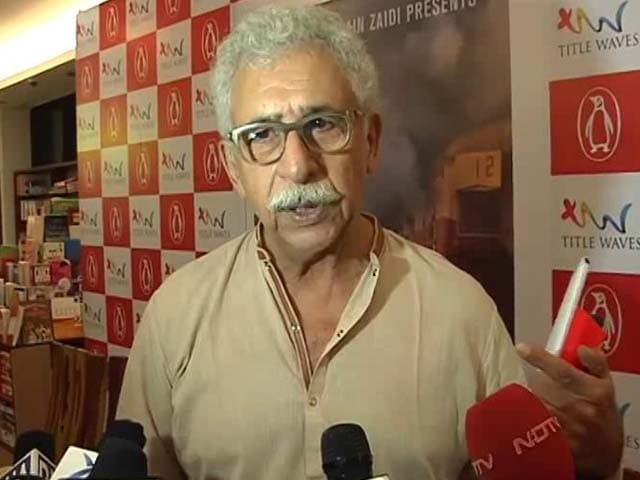 Karan Johar Shouldn't Have Apologised, Says Naseeruddin Shah