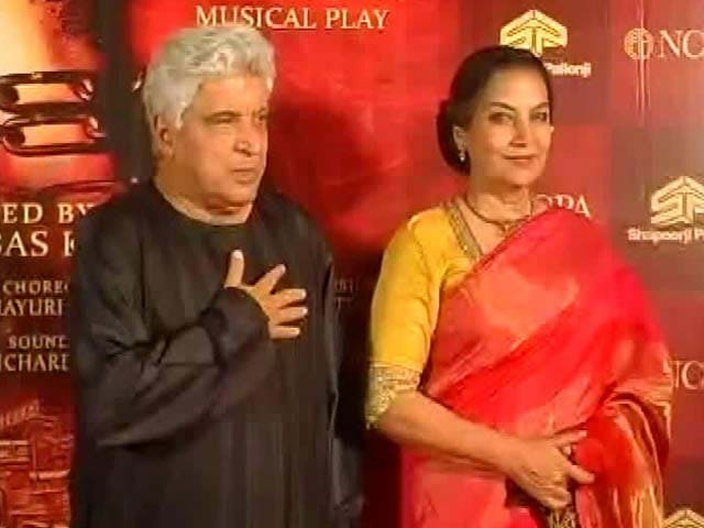 Video : Bollywood Excited About Play Based On <i>Mughal-E-Azam</i>