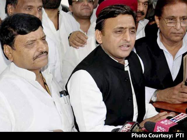 Split Ahead? Akhilesh Yadav Sacks Uncle Shivpal, Now Mulayam's Move