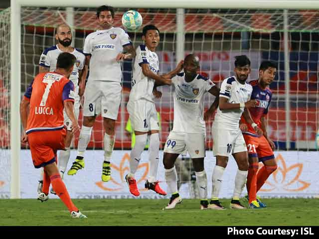 ISL 2016: FC Pune City-Chennaiyin FC Play Out 1-1 Draw