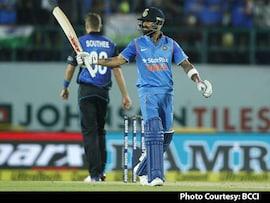 New Zealand Wary of Virat Kohli Impact Ahead of Ranchi ODI