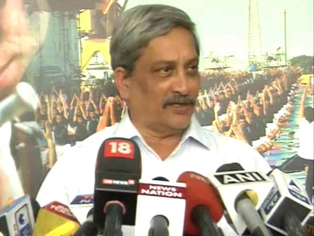 Video : Letter On Ranks Leaves Military Furious, 'Will Fix It' Says Manohar Parrikar