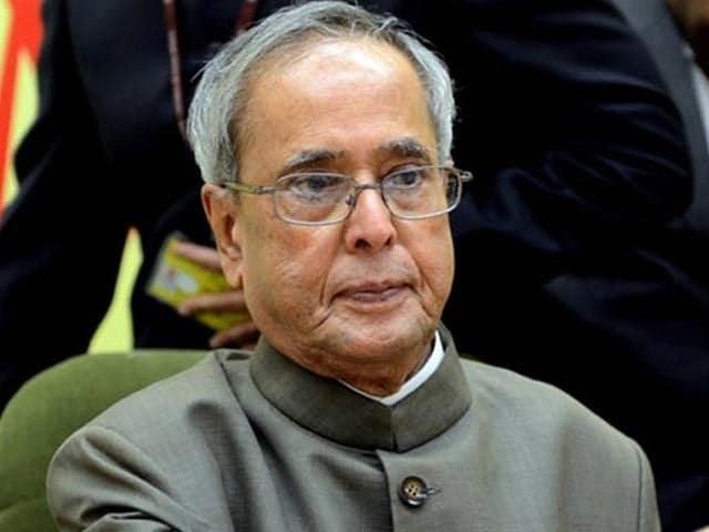 Video : President's Salary Set To Be Raised From Rs. 1.5 Lakh To 5 Lakh