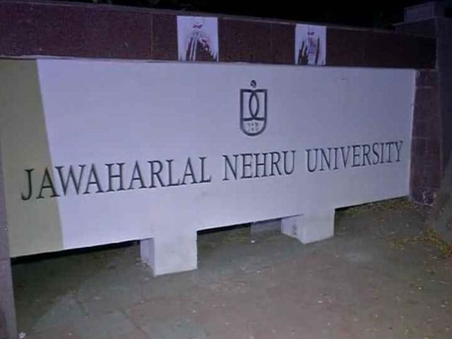 Video : PhD Student Found Dead In Hostel Room In Delhi's JNU