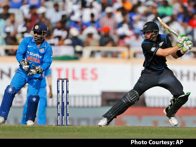 NZ Level Series vs India, Martin Guptill Happy to Get His Touch Back