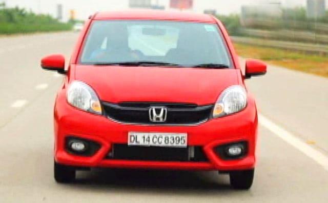 Video : Honda Brio Facelift Review