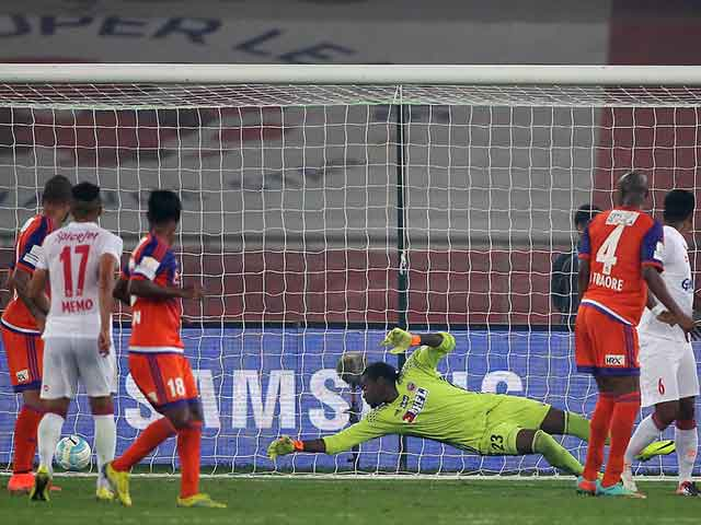 ISL 2016: Edel Bete Heroics Deny Delhi Dynamos Full Points