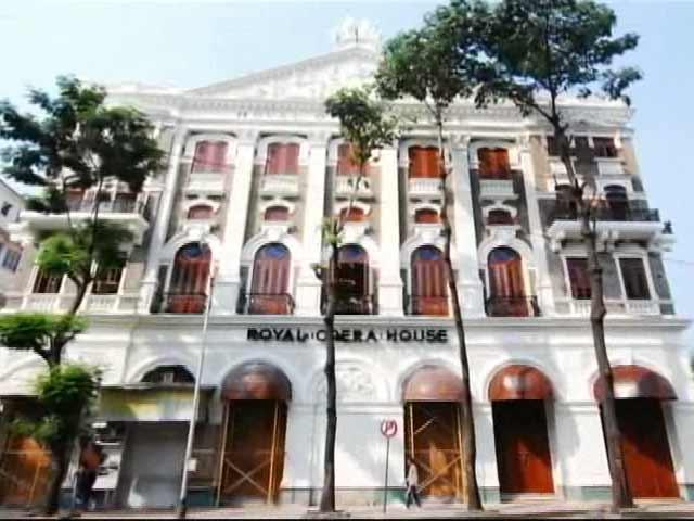 Video : Mumbai's Opera House: A Royal Reopening