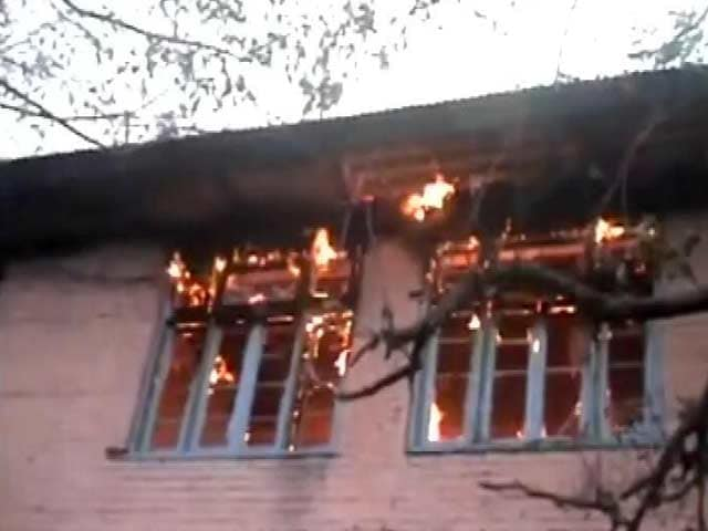 Video : 3 Schools Set On Fire In Last 24 Hours In Jammu and Kashmir