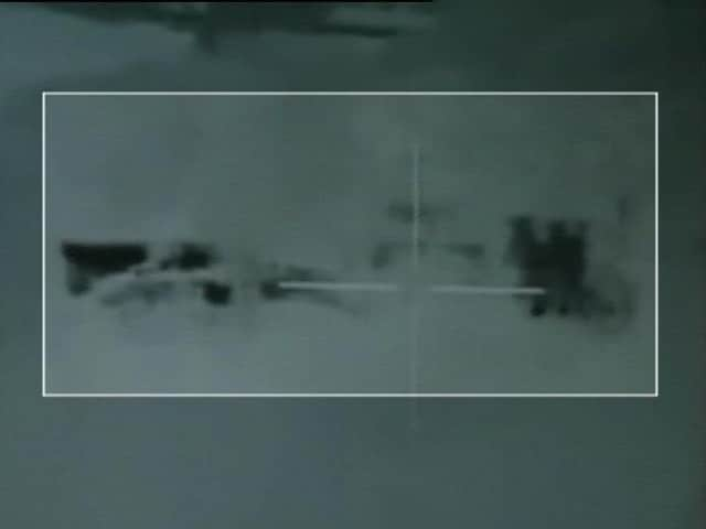 Video : Watch: Video Of Pakistani Bunker Being Destroyed Released By BSF