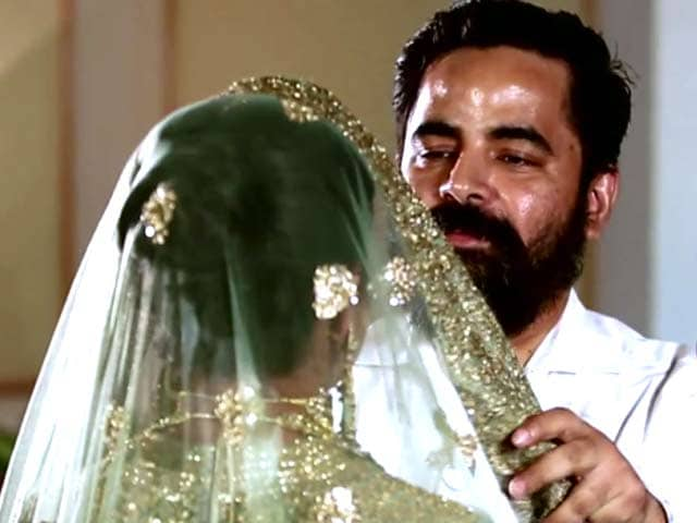 Video : Nousheen Zeba Transforms Into a Magnificent Mughal Bride