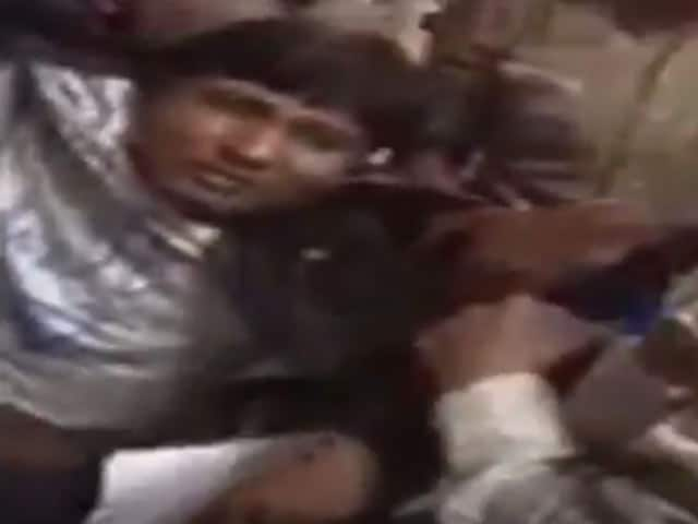 Video : Thrashed By Cops As We Tried To Meet Rahul Gandhi: Son Of Veteran In Video