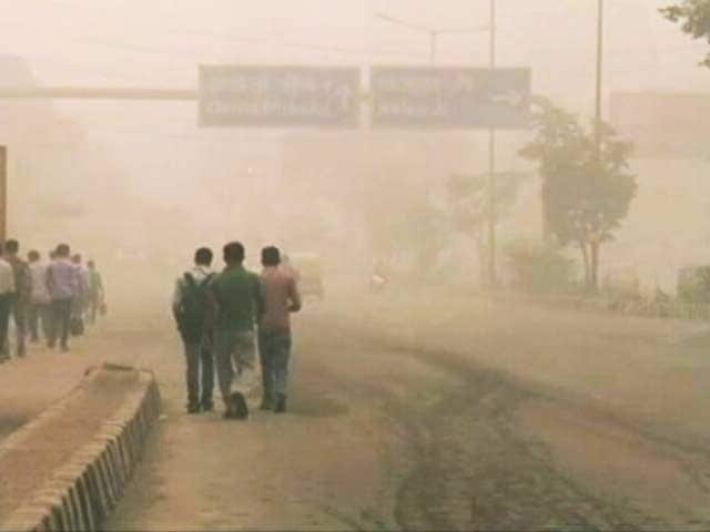 Video : Delhi Facing Worst Smog In 17 Years: Top Environmental Agency