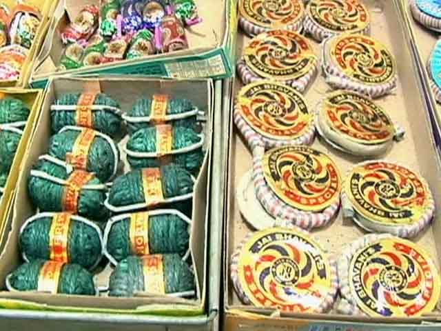 Video : 'Why So Much Focus On Diwali Crackers?'