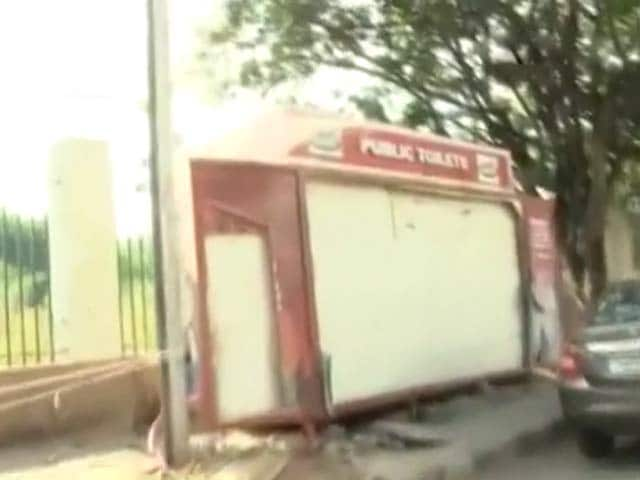 Video : Only 450 Public Toilets For 72 Lakh Population In Hyderabad