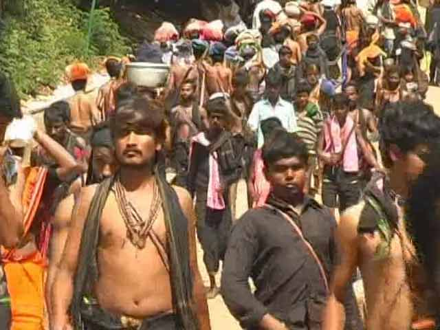 Video : Sabarimala Must Allow Women: Kerala Government Ditches Predecessor's Take