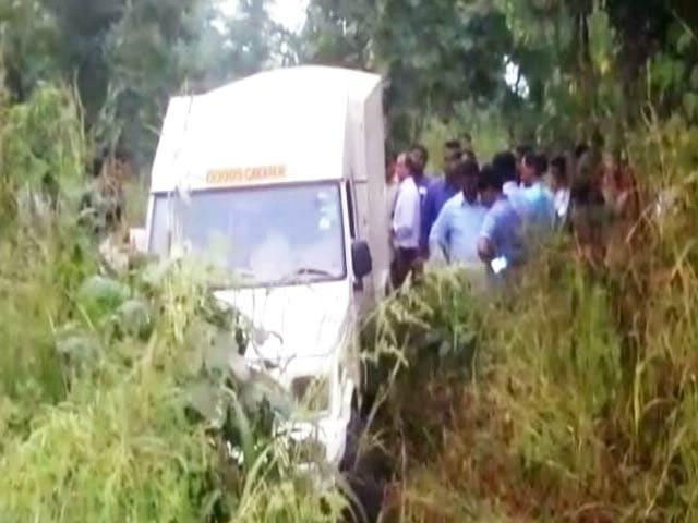Video : मुंबई से कुछ दूर पालघर में मिला 12 किलो आरडीएक्स