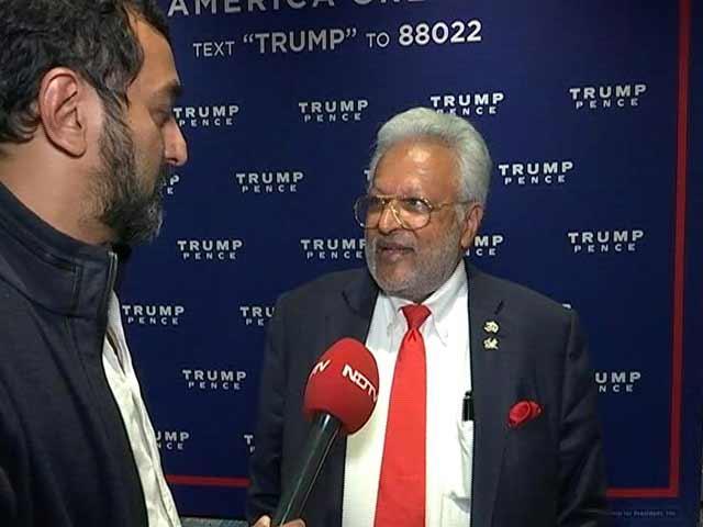 Video : Trump-Modi Meeting Likely Soon: Shalabh Kumar