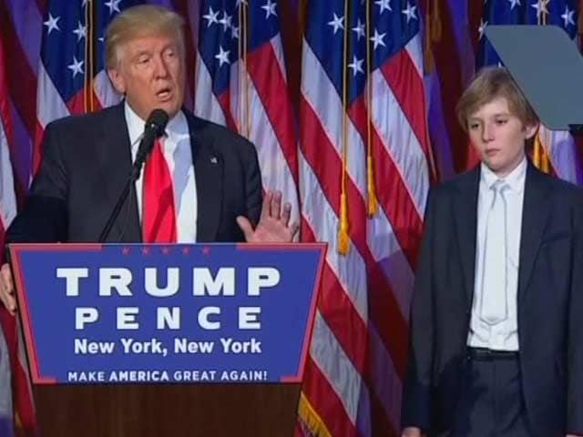 Video : We Owe Hillary Major Debt Of Gratitude: Donald Trump