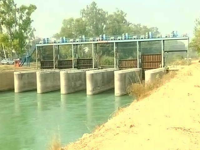 Video : Court's Water Sharing Order Brings Smiles In Haryana, Frowns To Punjab