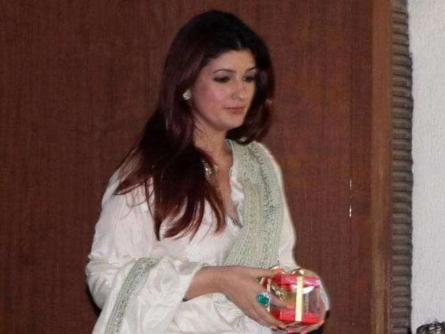 Have Begged Karan To Censor 3 Lines I Said: Twinkle Khanna