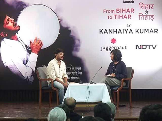 Video : JNU's Kanhaiya Kumar: From Bihar to Tihar