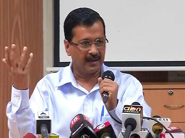 Video : 'BJP Friends Alerted In Advance': Kejriwal Slams Move To Scrap Old Notes