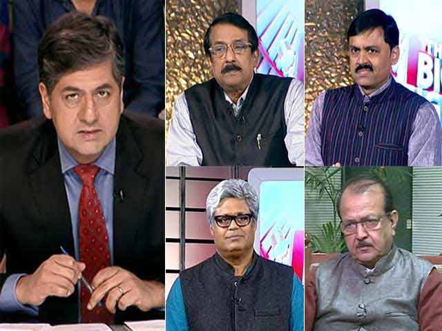 Video : The Big Fight: PM Modi's <i>Swachh Abhiyaan</i> On Black Money