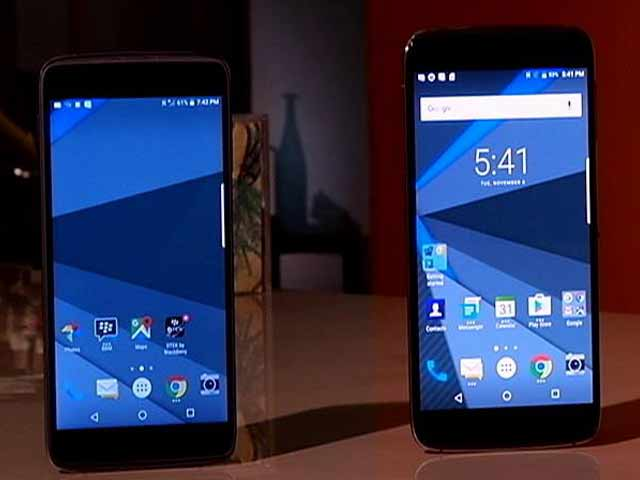 Video : Shootout of Smartphones