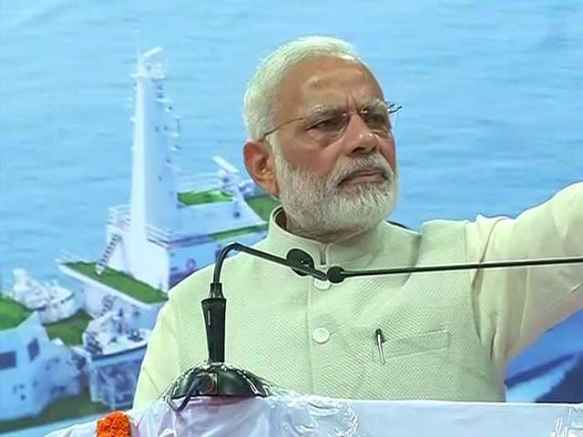 Video : PM Modi On Fighting Corruption: 'They May Not Let Me Live'