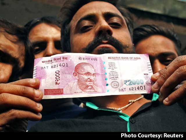 Video : Did Your Rs 2,000 Note Lose Colour When Washed? That's Good News